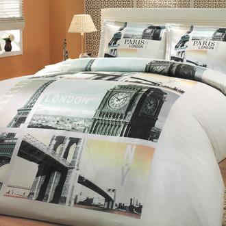 Комплект постельного белья Hobby LONDON поплин