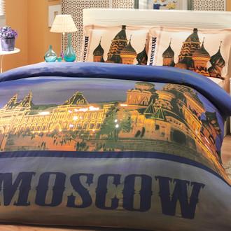 Постельное белье Hobby Home Collection MOSCOW хлопковый поплин