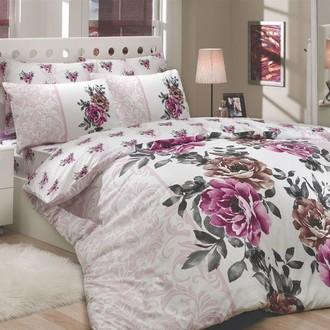 Комплект постельного белья Hobby DELICA ранфорс лиловый