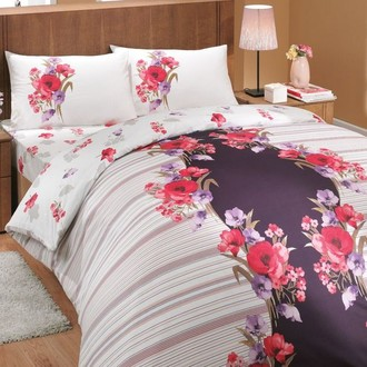 Комплект постельного белья Hobby DREAM ранфорс лиловый