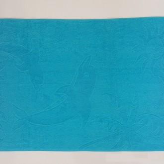Пляжное полотенце Karna 2087 бирюзовый