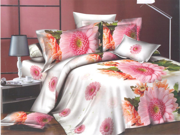 Комплект постельного белья Cleo B-341 1,5 спальный, фото, фотография