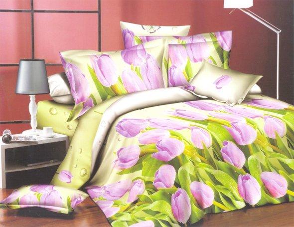 Комплект постельного белья Cleo B-344 1,5 спальный, фото, фотография