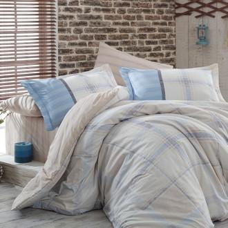 Комплект постельного белья Hobby CARMELA поплин бежевый