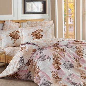 Комплект постельного белья Hobby ELVIRA поплин светло-розовый