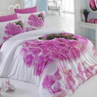 Комплект постельного белья Hobby LOVE STORY поплин