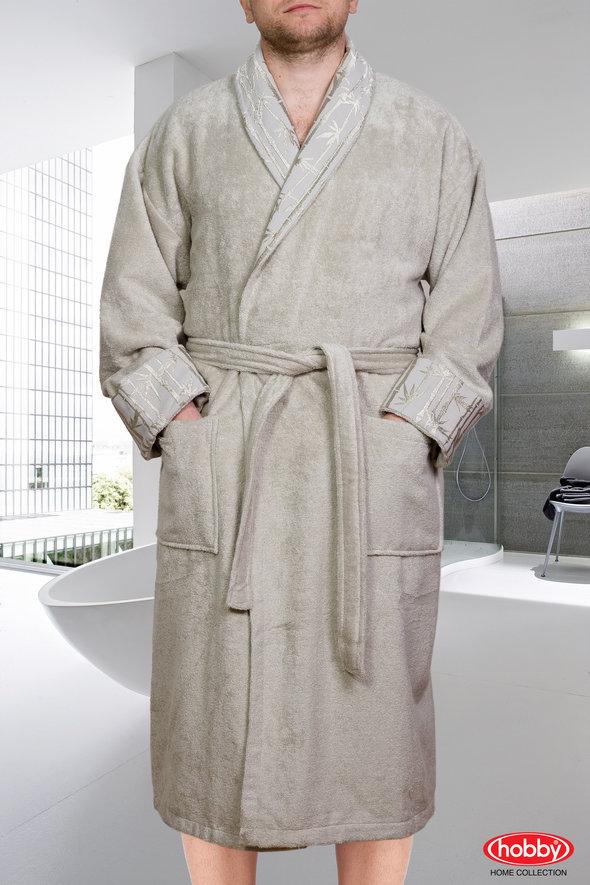 Халат Hobby ELIZA светло-зелёный XL, фото, фотография
