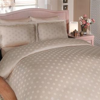 Комплект постельного белья Hobby DIAMOND SPOT бежевый