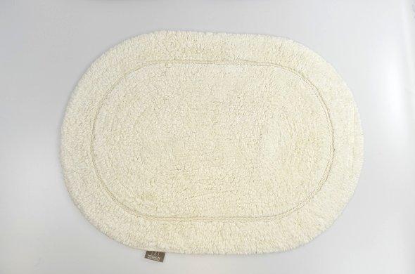 Коврик для ванной Modalin GALYA кремовый 45*65, фото, фотография