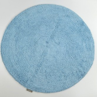 Коврик для ванной Modalin CORCUS светло-голубой