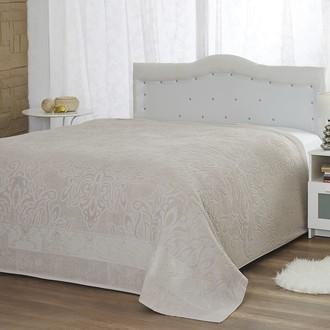 Махровая простынь, одеяло, покрывало Modalin MEDUSA стоне