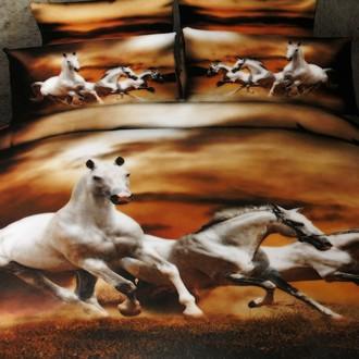 Комплект постельного белья Cleo 3D-1031