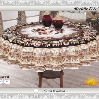 Скатерть Verolli MERKUR1 D=160 круглая
