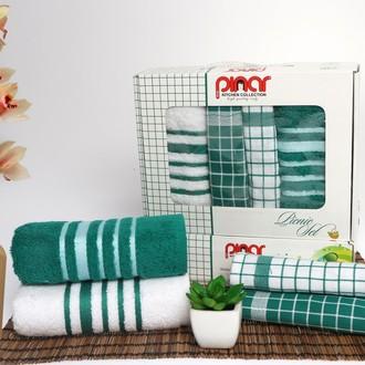 Набор полотенец Pinar PICNIC SET зелёный
