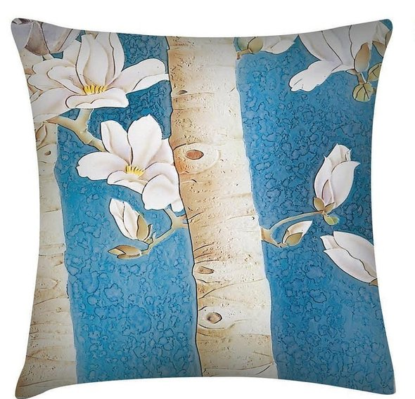 Декоративная подушка Garden V7 45*45, фото, фотография