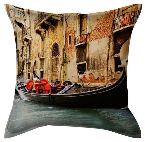 Декоративная подушка Garden V14 45*45, фото, фотография