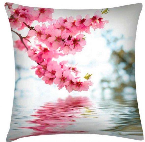 Декоративная подушка Garden V15 45*45, фото, фотография