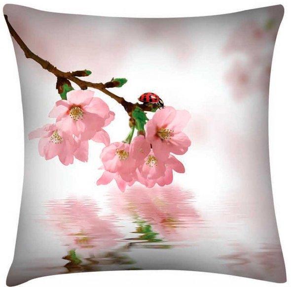 Декоративная подушка Garden V16 45*45, фото, фотография