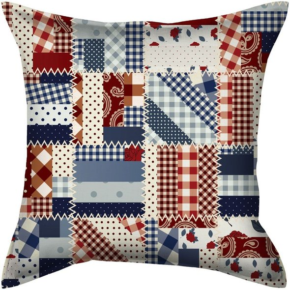 Декоративная подушка Garden V19 45*45, фото, фотография