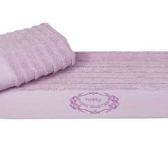 Полотенце Hobby ZAFIRA тёмно-розовый