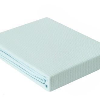 Простынь-покрывало-одеяло Brielle ELMAS пике бирюзовый