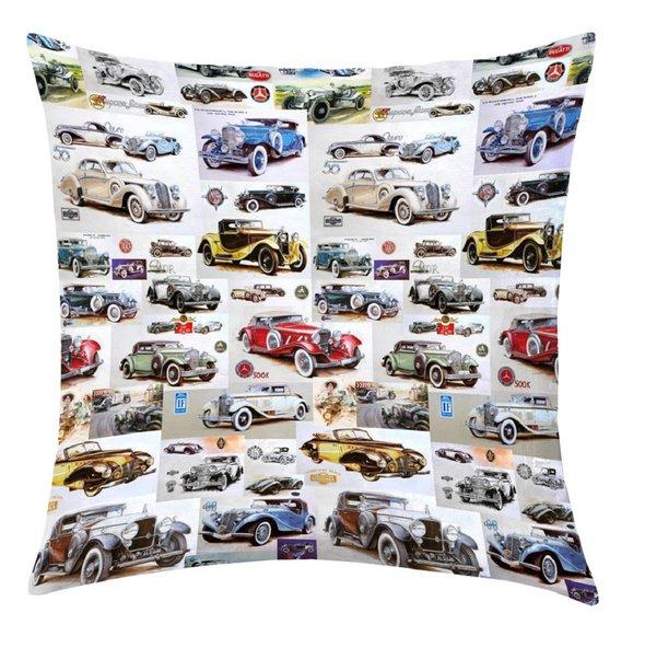 Декоративная подушка Garden V82 45*45, фото, фотография