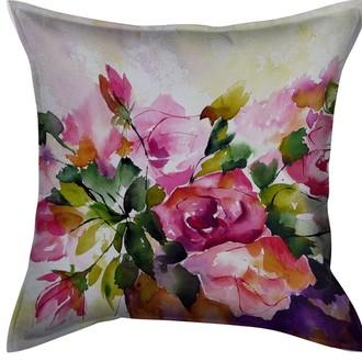 Декоративная подушка Garden V28