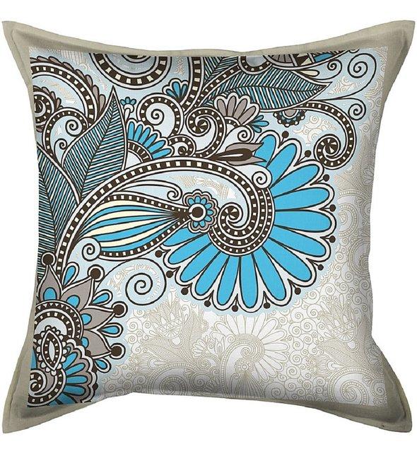 Декоративная подушка Garden V53 45*45, фото, фотография