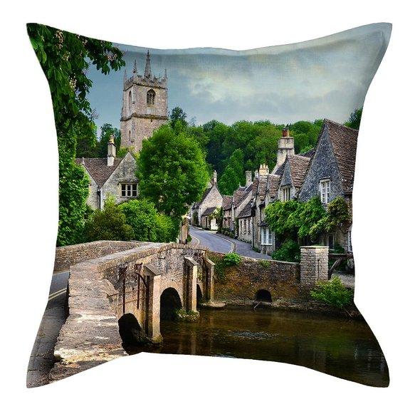 Декоративная подушка Garden V74 45*45, фото, фотография