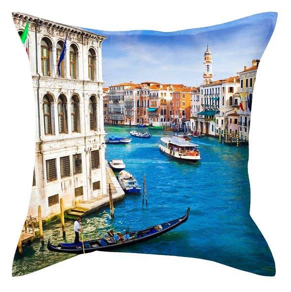 Декоративная подушка Garden V87 45*45, фото, фотография