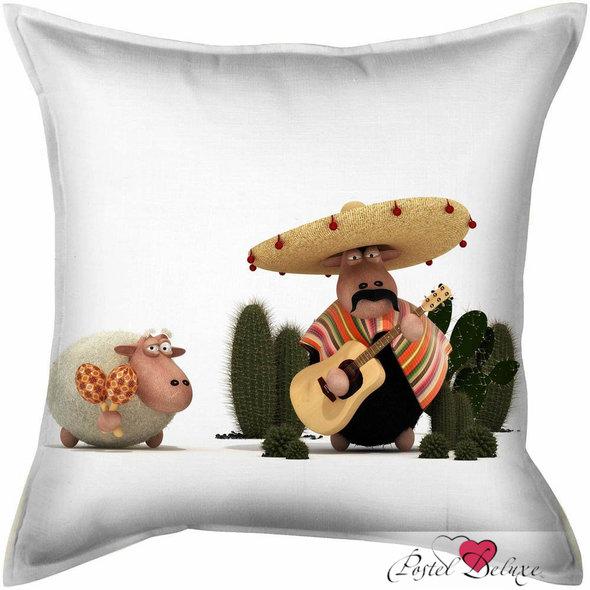 Декоративная подушка Garden V64 45*45, фото, фотография