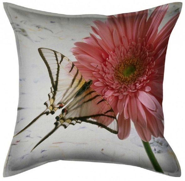 Декоративная подушка Garden V55 45*45, фото, фотография