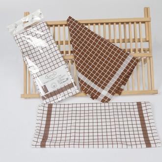 Набор полотенец Pinar PICNIC коричневый