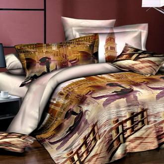 Комплект постельного белья Cleo PP-183 поплин