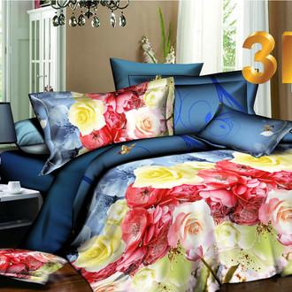 Комплект постельного белья Cleo SL-001 сатин