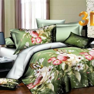 Комплект постельного белья Cleo SL-002 сатин
