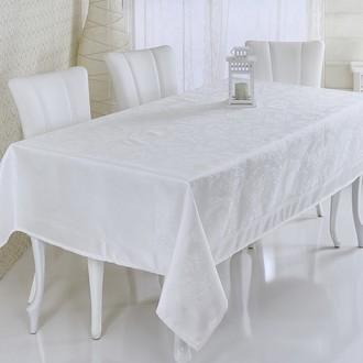 Скатерть с салфетками Verolli MOZAIK (белый)
