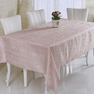 Скатерть Verolli SAKURA 160х220 розовый