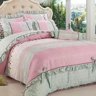 Комплект постельного белья Tango Provence prov962 сатин хлопок