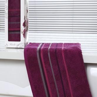 Полотенце Altinbasak RAINBOW махра хлопок фиолетовый