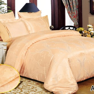 Комплект постельного белья Kingsilk ARLET AB-090 сатин-жаккард