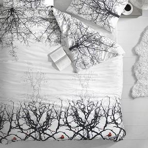 Постельное белье Altinbasak PIO хлопковый ранфорс 1,5 спальный