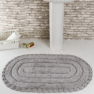 Коврик для ванной Modalin YANA светло-серый
