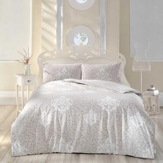 Комплект постельного белья Altinbasak SNAZZY ранфорс хлопок коричневый