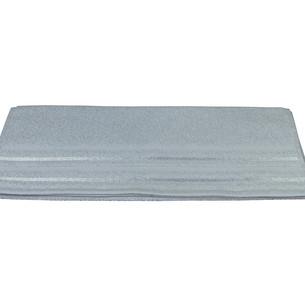 Полотенце для ванной Hobby Home Collection NISA хлопковая махра голубой 100х150