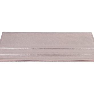 Полотенце для ванной Hobby Home Collection NISA хлопковая махра пудра