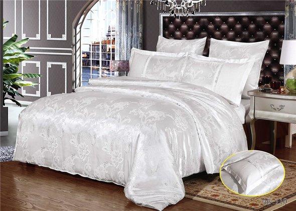 Комплект постельного белья Kingsilk ARLET AB-110 сатин-жаккард евро, фото, фотография