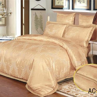 Комплект постельного белья Kingsilk ARLET AC-090 сатин-жаккард