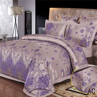 Комплект постельного белья Kingsilk ARLET AC-099 сатин-жаккард