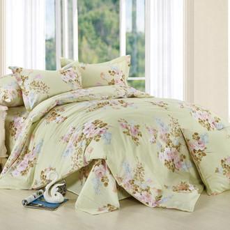 Комплект постельного белья Cleo BL-003 бязь хлопок